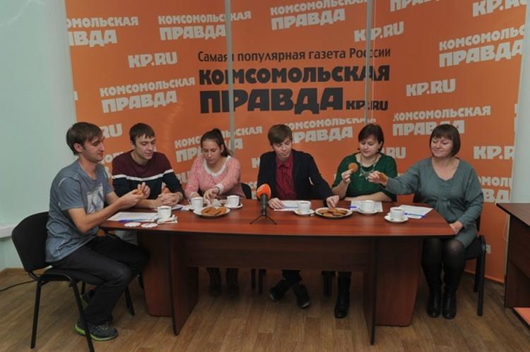Дегустация в Хабаровске.