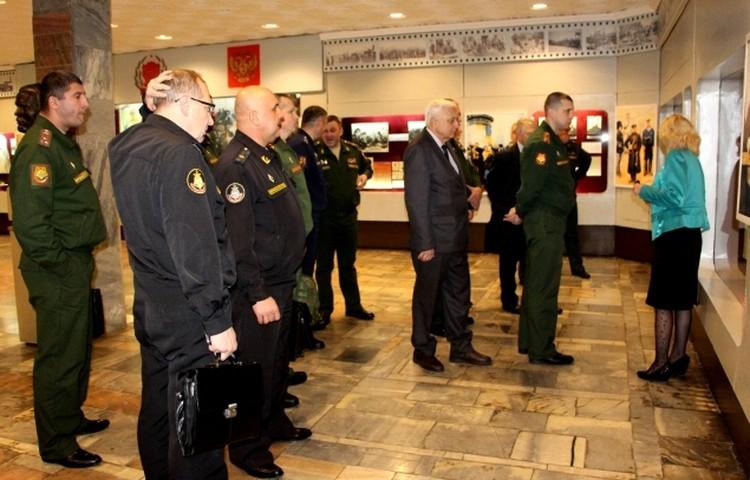 Пресс-служба Дома офицеров