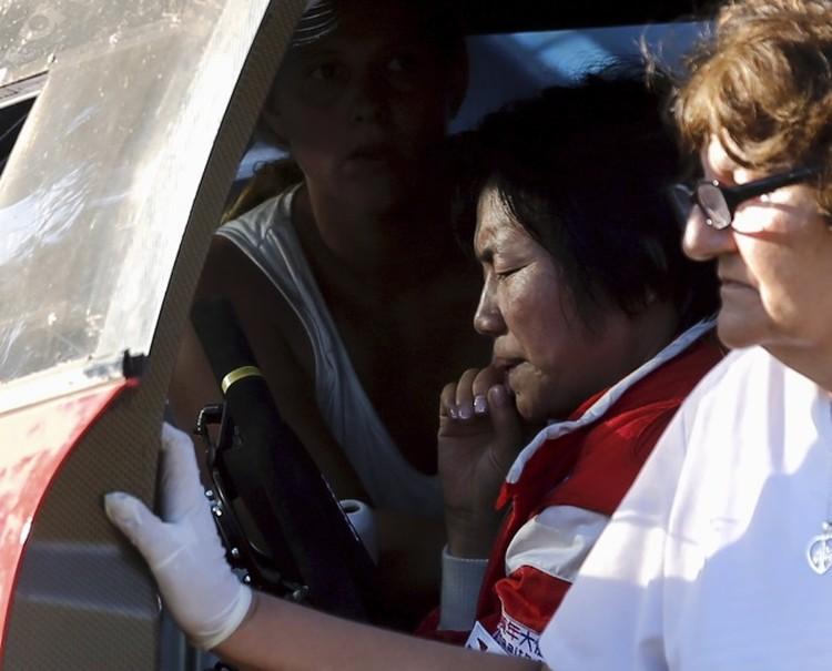 """Гуо Мейлин - первая в истории ралли """"Дакар"""" женщина-пилот."""
