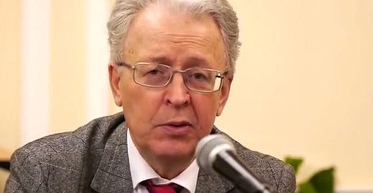 Доктор экономических наук, профессор МГИМО Валентин Катасонов