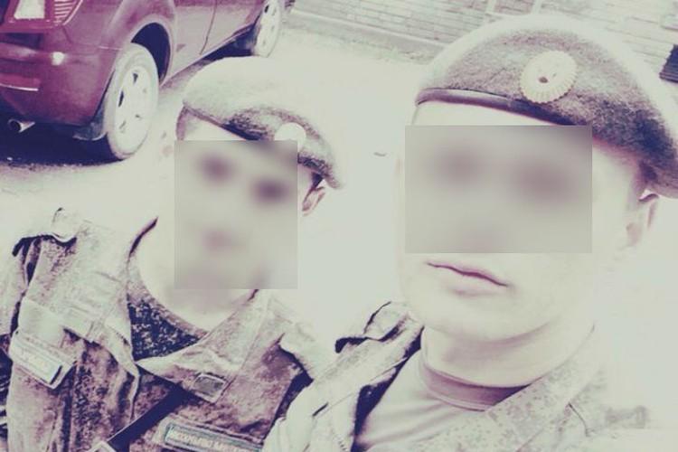 Степан (справа) часто выкладывал фото из академии. Судя по странице в соцсети, на новом месте ему нравилось.