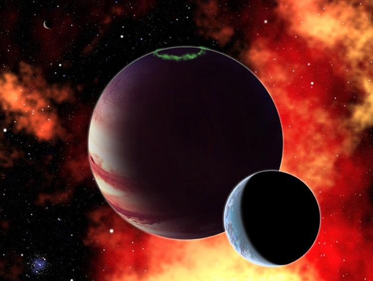 Инопланетяне могут обитать на спутнке планеты-гиганта у Альфа-Центавра.