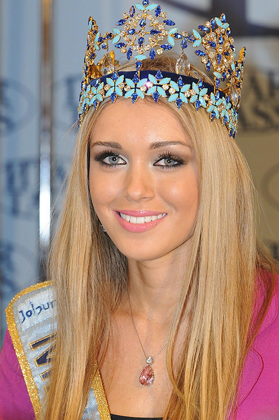 Фото российских королев красоты перед этим