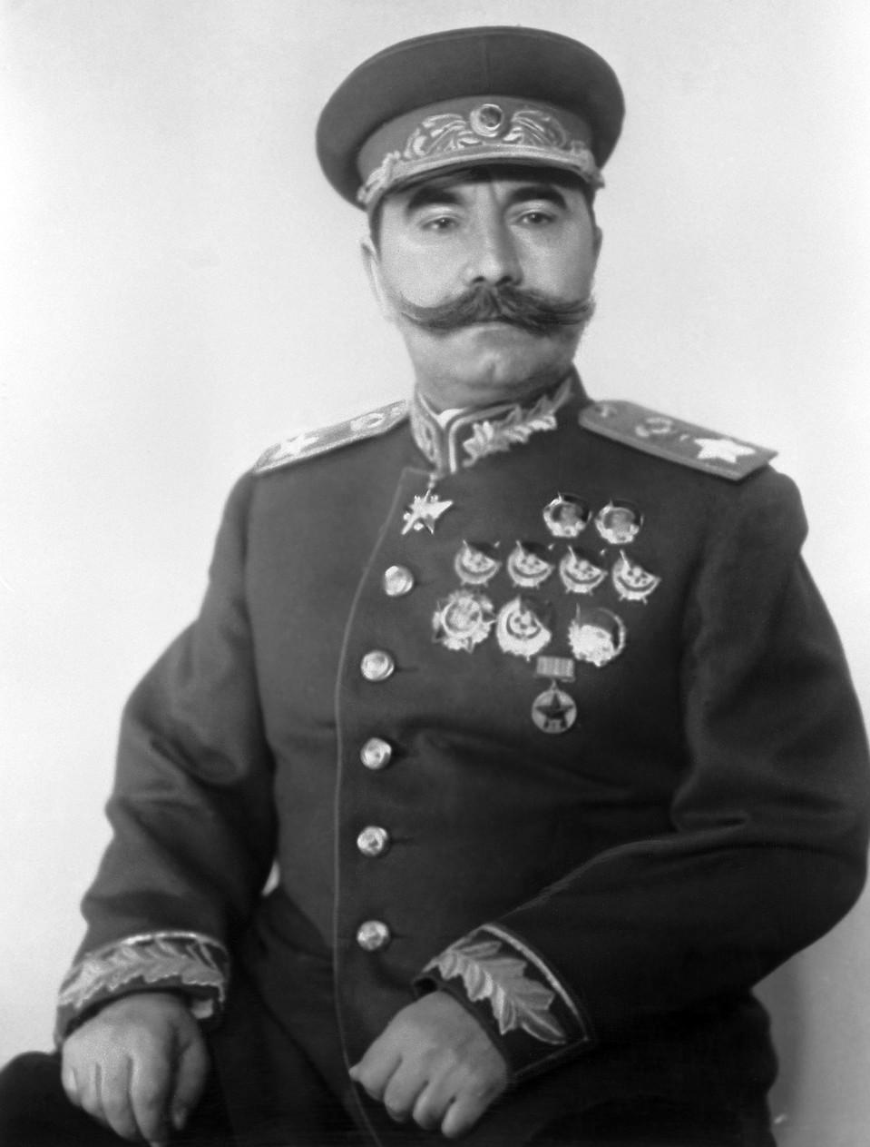 Семен Михайлович Буденный Фото: ТАСС