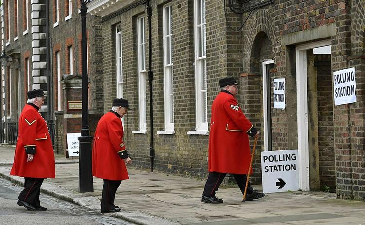 Есть вещи, пострашнее, чем референдум с его многочисленными страшилками по поводу смутного британского будущего, коими все последние дни кормят здешних граждан. Это лондонский дождь