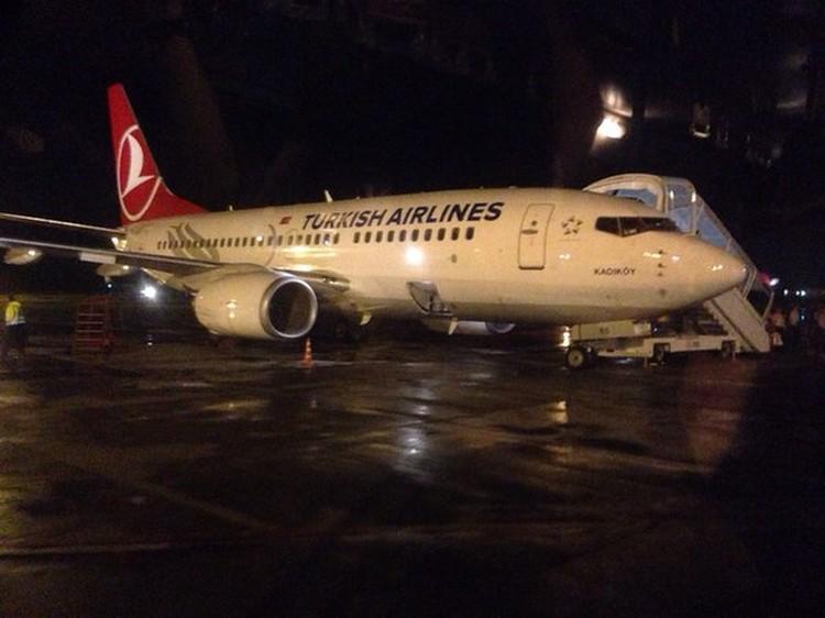 Этим самолетом школьница наконец-то вернулась домой. Фото: личная страница ВК