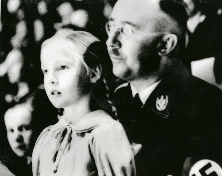 Два раза в неделю Гиммлер звонил своей дочери Гудрун, которую он ласково называл Пюппи