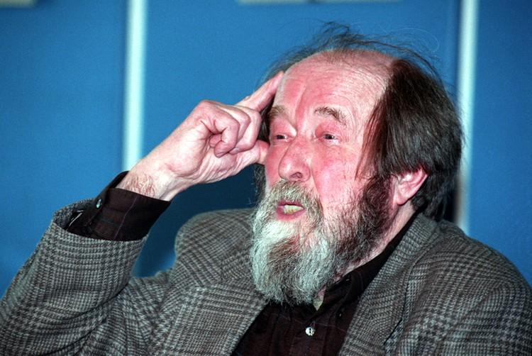 Солженицын бы рубил дрова в Вермонте