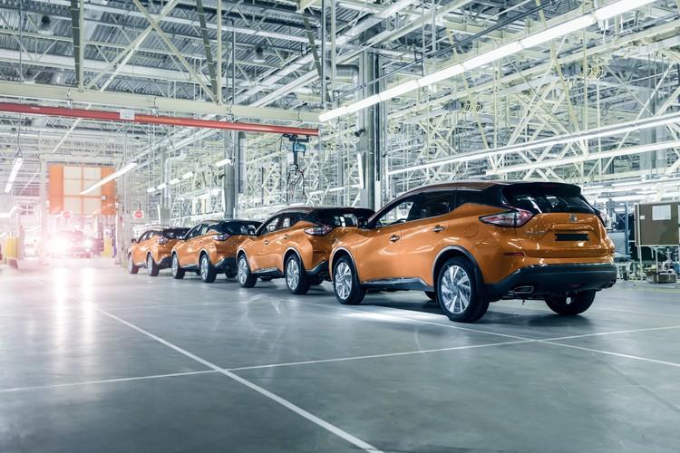 Уже полтора года российский завод Nissan производит 8 разновидностей бамперов для российских дилеров марки