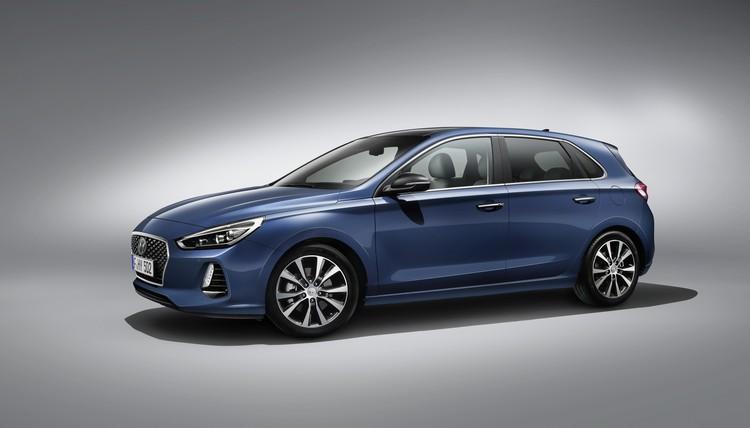 Hyundai i30 третьего поколения разрабатывался в Европейском техническом центре Hyundai Motor в Рюссельсхайме, модель проходила испытания на трассе Нюрбургринг и выпускается на заводе в чешском Ношовице