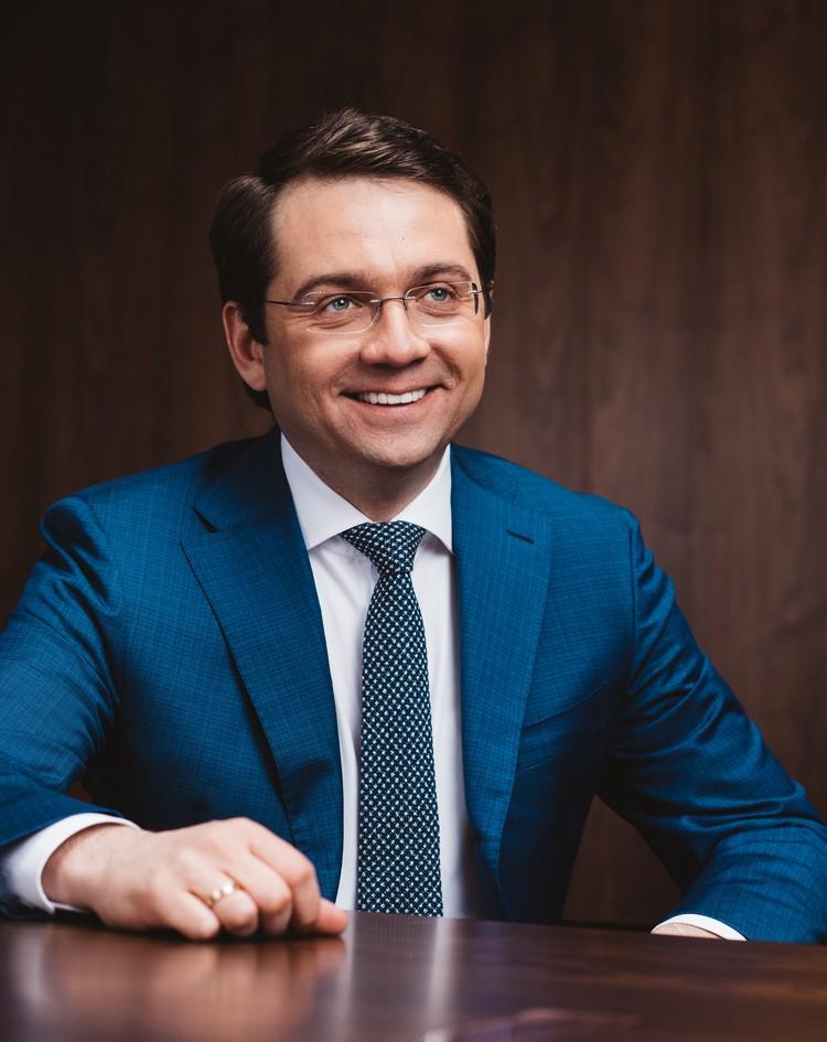 Заместитель Министра строительства и ЖКХ РФ, Главный государственный жилищный инспектор Андрей Чибис.