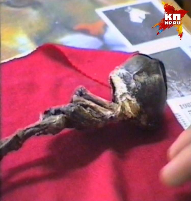 Ученые уже 20 лет спорят, что же это за мумия