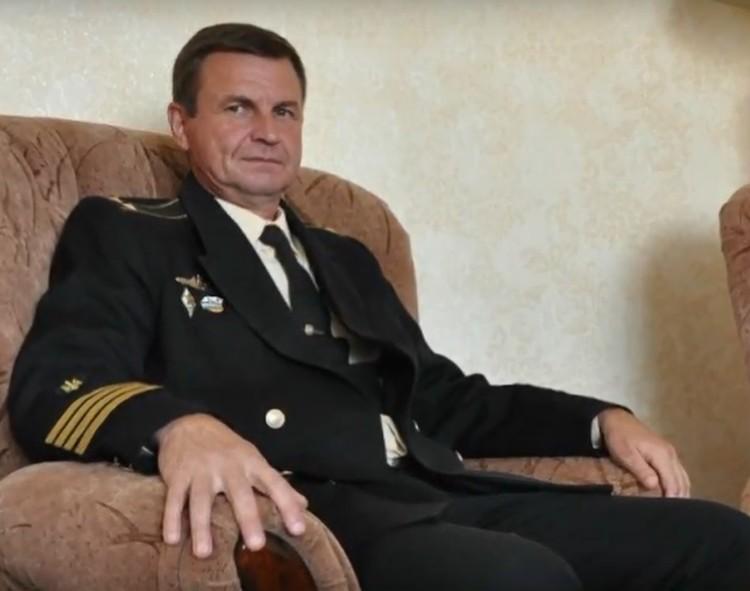 Третий задержанный Владимир Дудка.