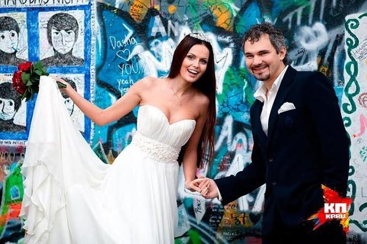 Фотограф Дмитрий Лошагин и модель Юлия Прокопьева были идеальной парой