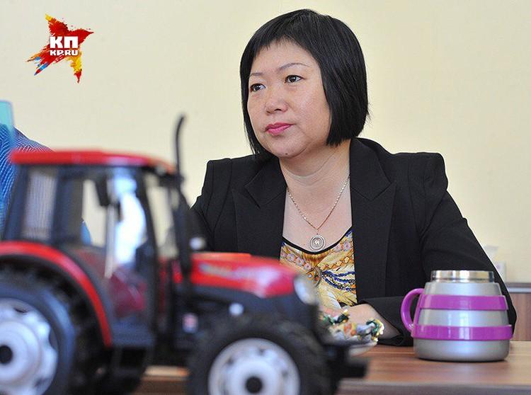 Лю Сяо живет и занимается бизнесом в России уже 10 лет.