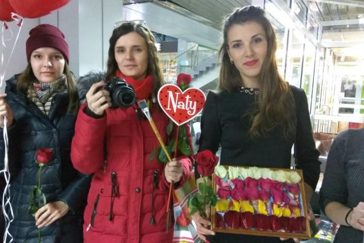 Наталья Орейро встретилась с поклонниками.