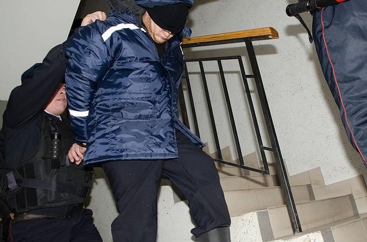 Суд избрав меру пресечения для подозреваемых - арест до февраля 2017 года.