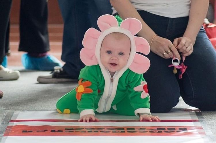 Для детишек в костюмах на мероприятии будут специальные номанации