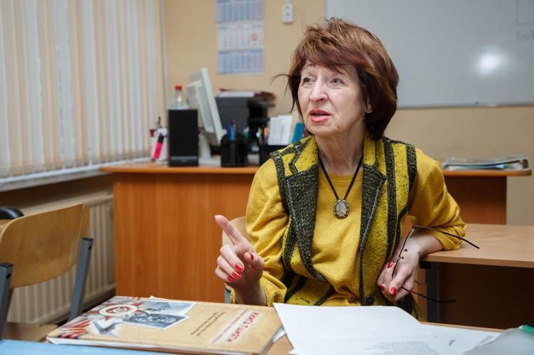 История патриотического клуба началась, когда Тамара Владимировна познакомилась с соседями-блокадниками