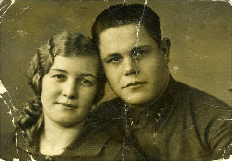 Соловьевы. Фото: Из семейного архива Куликовских