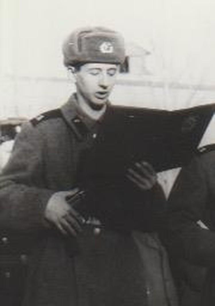 Александр Лесников
