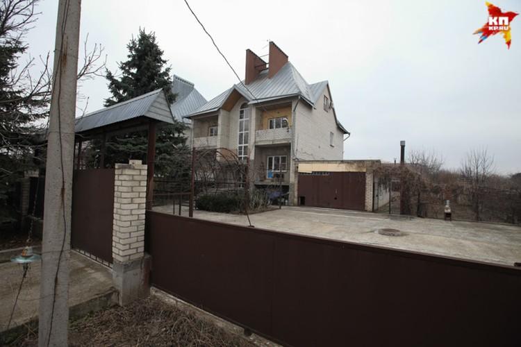 Дом который предложили семье Мартенсов в Ставрополе