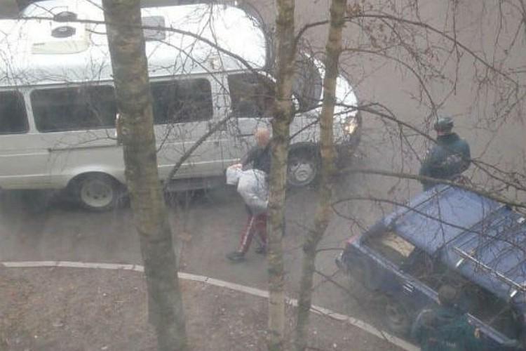 """Фото из группы """"ДТП и ЧП / Санкт-Петербург"""" во """"ВКонтакте"""""""