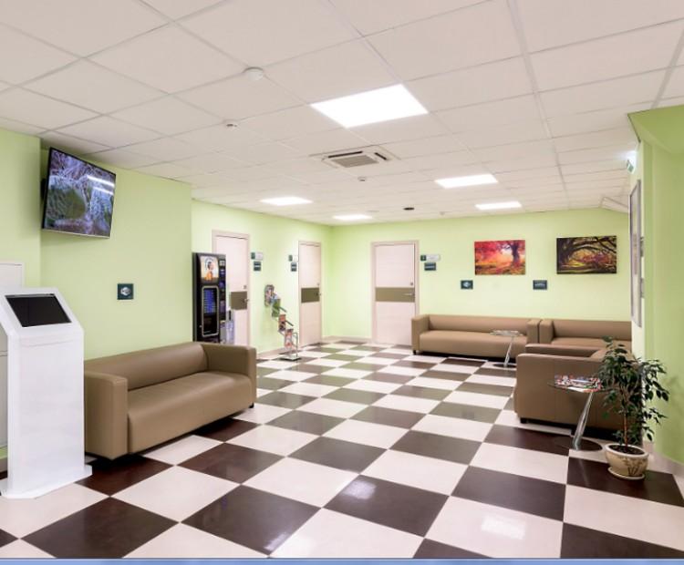 Обследоваться в МДЦ «Энерго» пациентам не только «быстро и качественно», но и комфортно.