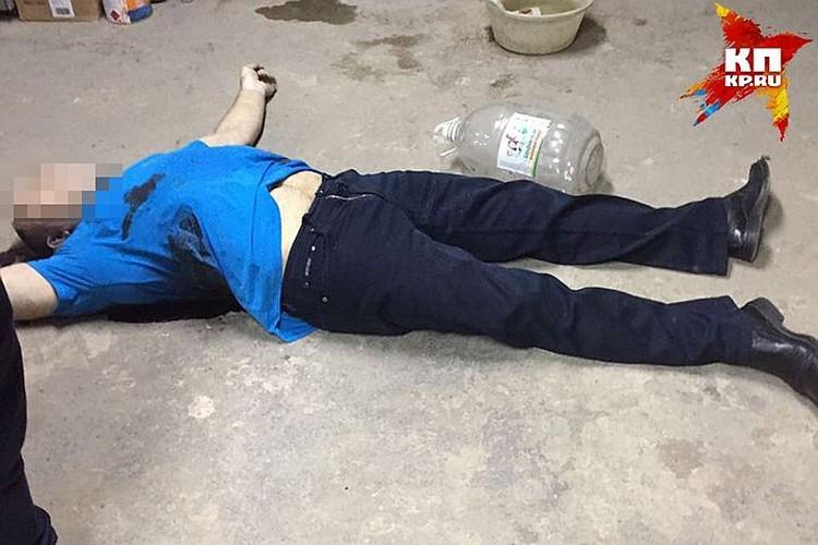 Убит инструктор по стрельбе. Фото: ФСБ по Хабаровскому краю