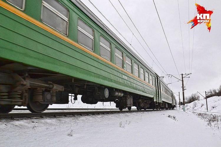 Китайская банда три года терроризировала поезд.
