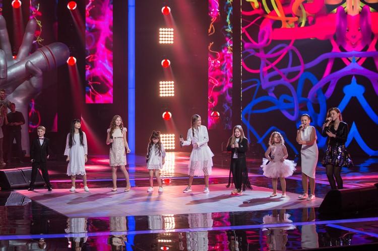 Борьба за победу развернулась между девочками - последним в финале отсекли Александра Дудко. Фото: Екатерина СИМИНА