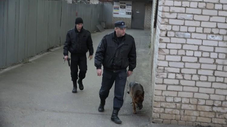 ЧП в Костроме