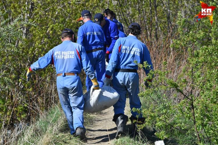 В противопаводковых мероприятиях задействовано более тысячи сотрудников МЧС