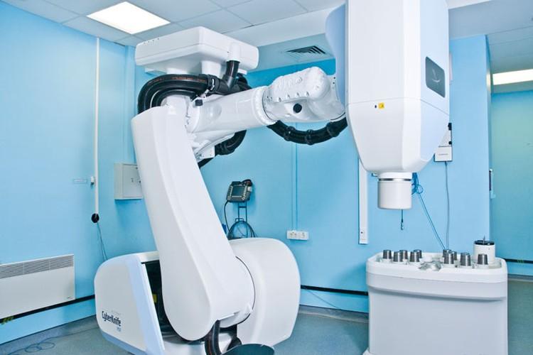Радиохирургическая система «Кибер-Нож» в уфимском центре
