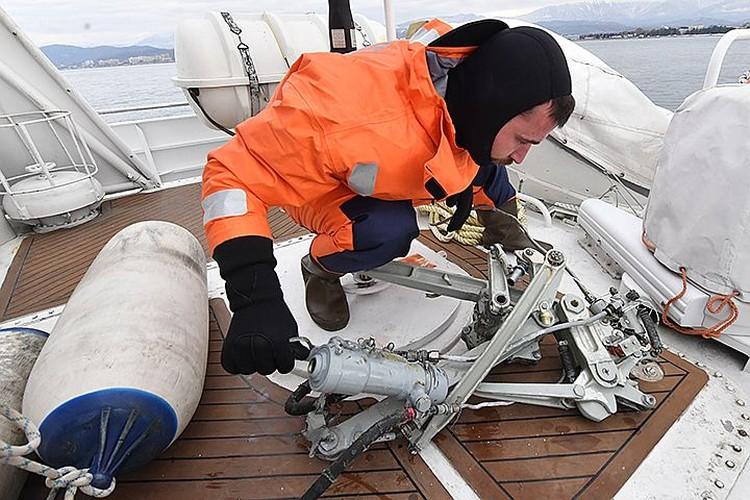 Министерство обороны России сообщило о завершении расследования катастрофы самолета Ту-154 над Черным морем 26 декабря 2016 года