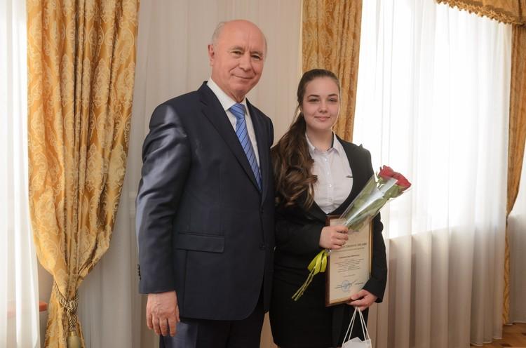 А Дарья Горбачева стала единственной участницей из Самары.