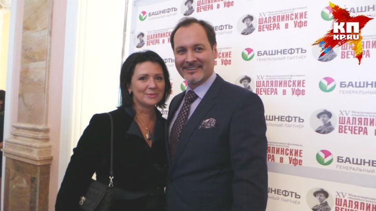Жена Наталья уже не раз бывала на родине своего знаменитого супруга