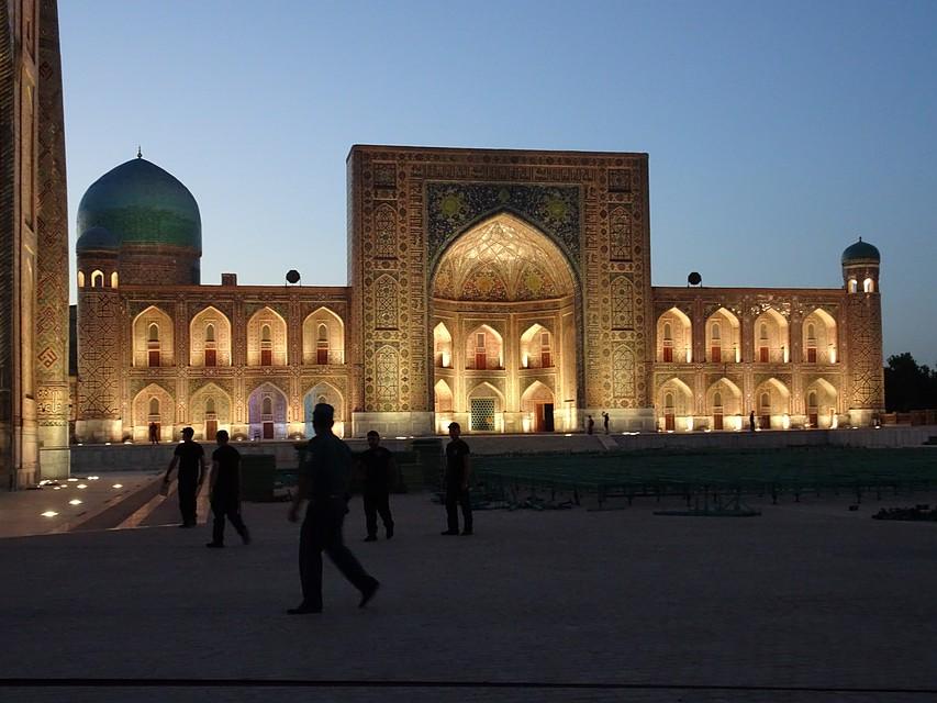 сможете выбрать основные достопримечательности узбекистана с фото как