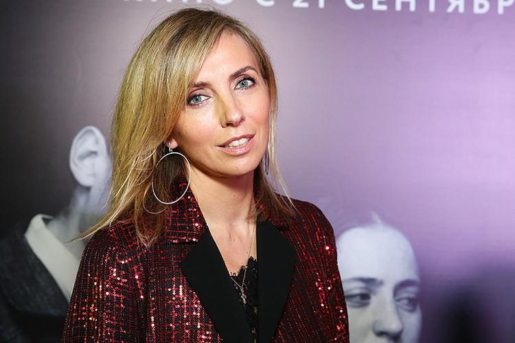 Светлана Бондарчук.