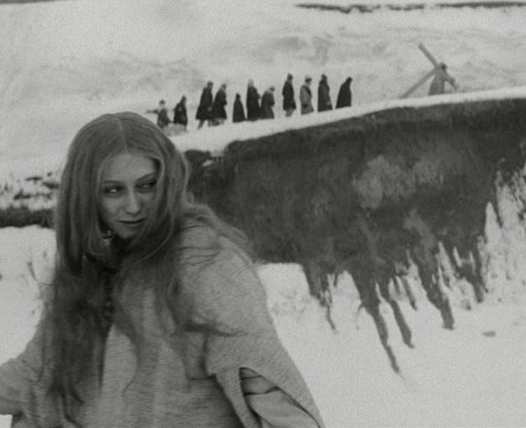 Ирина Мирошниченко в роли Марии Магдалины.