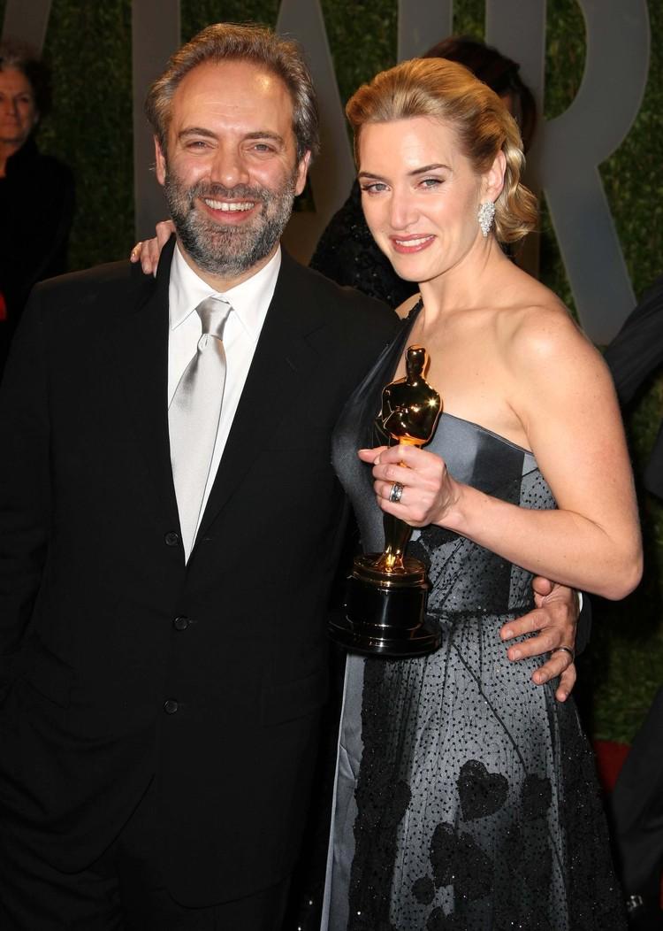 Брак Уинслет с режиссером Сэмом Мендесом продлился семь лет.