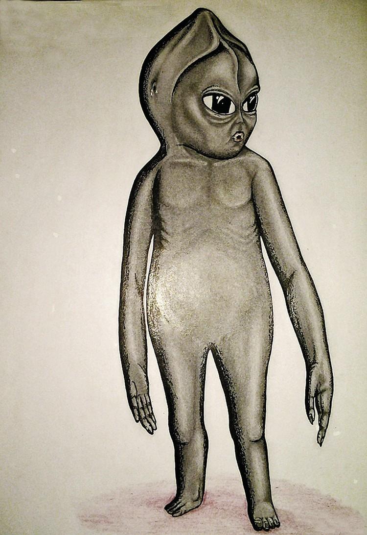 В мире есть несколько похожих «мумий пришельцев». Но Алешенька - самый известный. Фото: Вадим ЧЕРНОБРОВ/«Космопоиск»