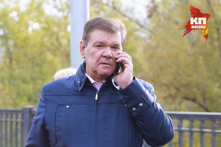 Владимир Егоров, миллиардер и депутат горсовета, набрал 1688 баллов