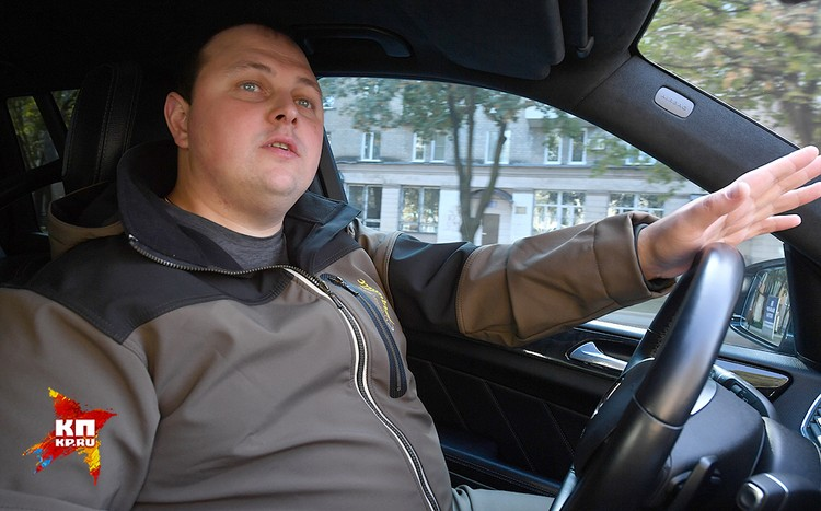 """Дмитрий Трапезников: """"Сейчас мы отстраиваем дороги заново – сейчас они ровные и безопасные""""."""