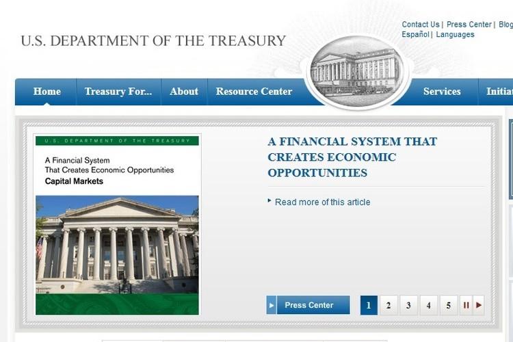 Сайт главной спецслужбы мира по санкциям. Все счета у них давно на контроле. Нужна лишь команда на экспроприацию.
