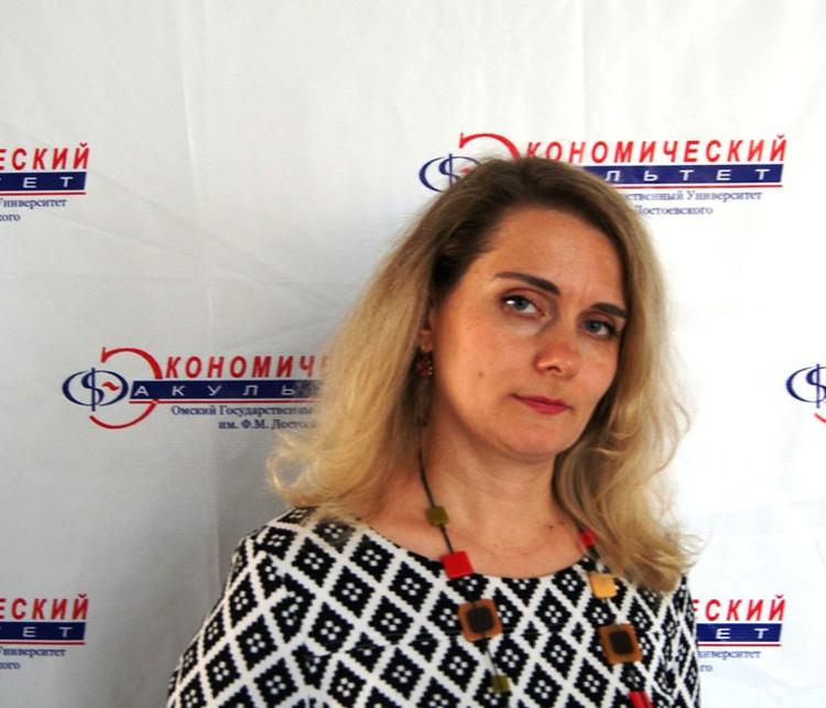 Татьяна Лапина. Автор фото - Анатолий ГАЛЮКШЕВ