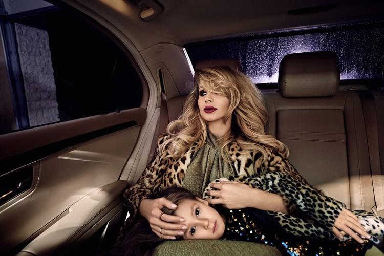 Светлана Лобода с дочкой Евангелиной Фото: пресс-служба Светланы Лободы