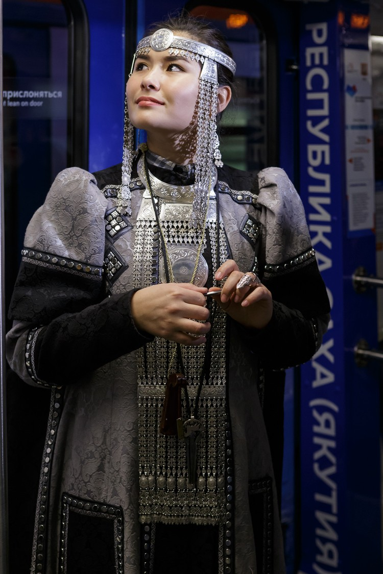 «Самое патриотичное фото»: «Якутская краса». Фото: Андрей СААКЯН