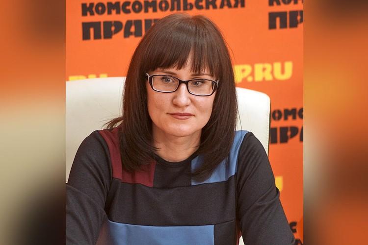 врач-эндокринолог Анастасия Обухова
