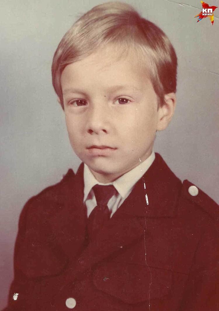 Дима сначала учился в 837-ой школе, а потом перешел в лицей им. Пушкина в Отрадном. Фото: из архива героя публикации